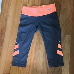 Fila women's running leggings